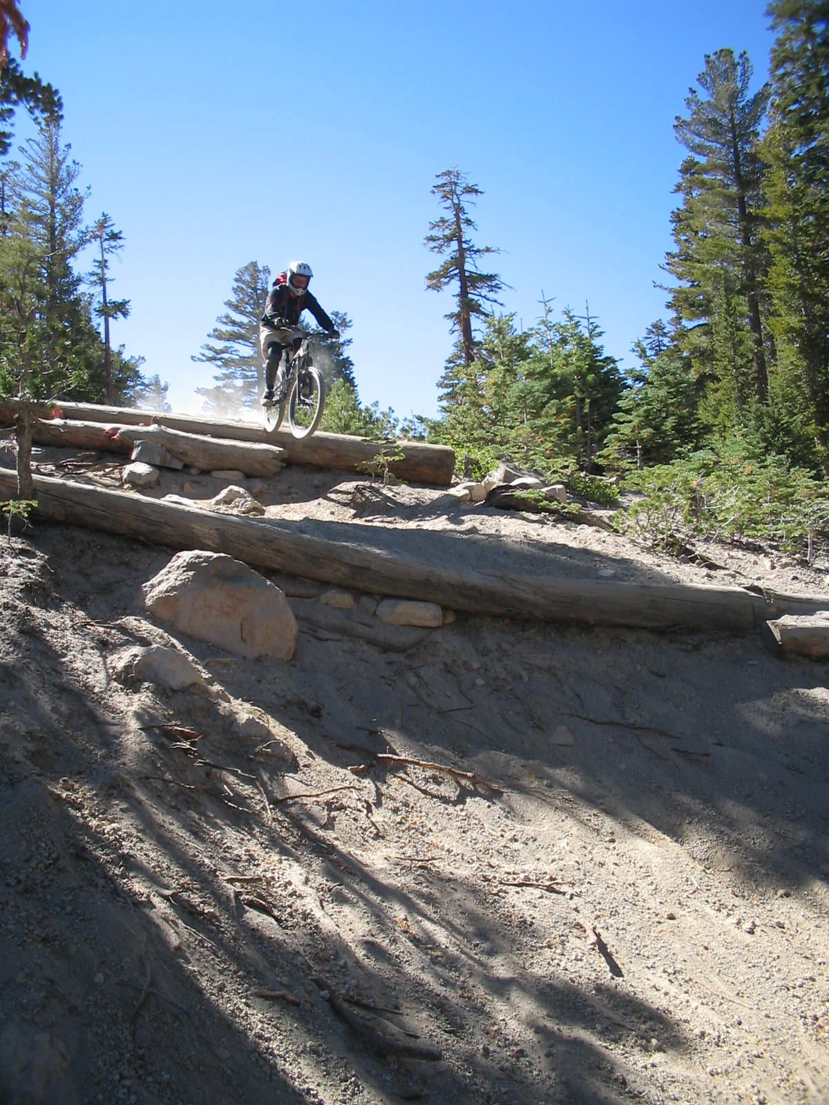 Eric Mammoth Mountain Bike Park