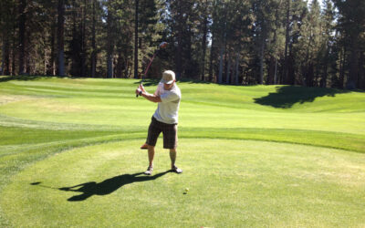 Springtime in Mammoth Lakes: Bike, Golf or Ski???