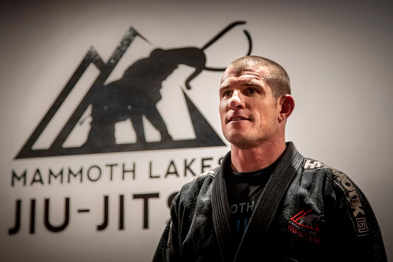 Eric Leach, Mammoth Lakes Jiu-Jitsu Instructor