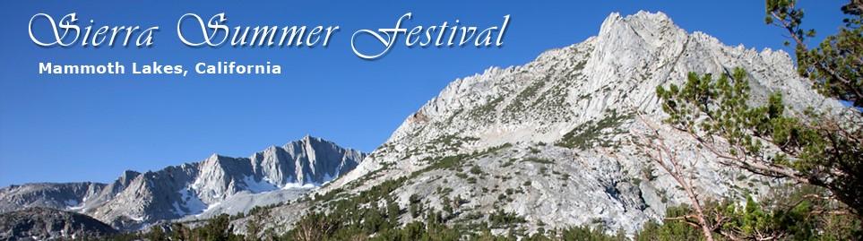 Sierra Summer Festival