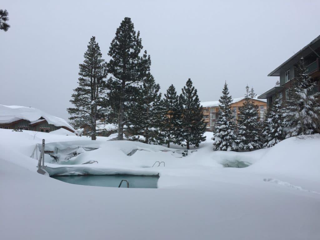 Juniper Springs Lodge pool