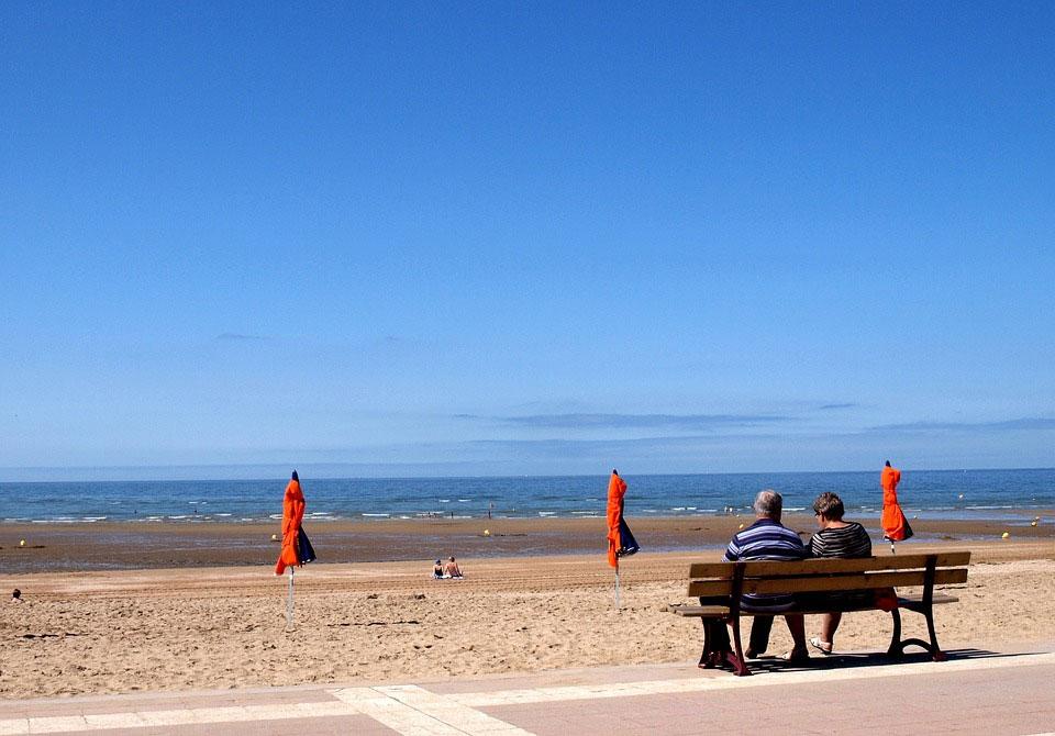 Beach - Image courtesy of Pixabay